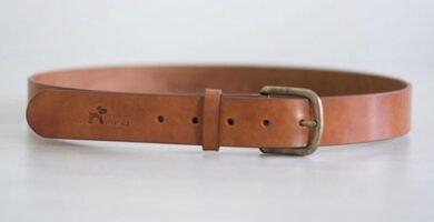 cinturon casero